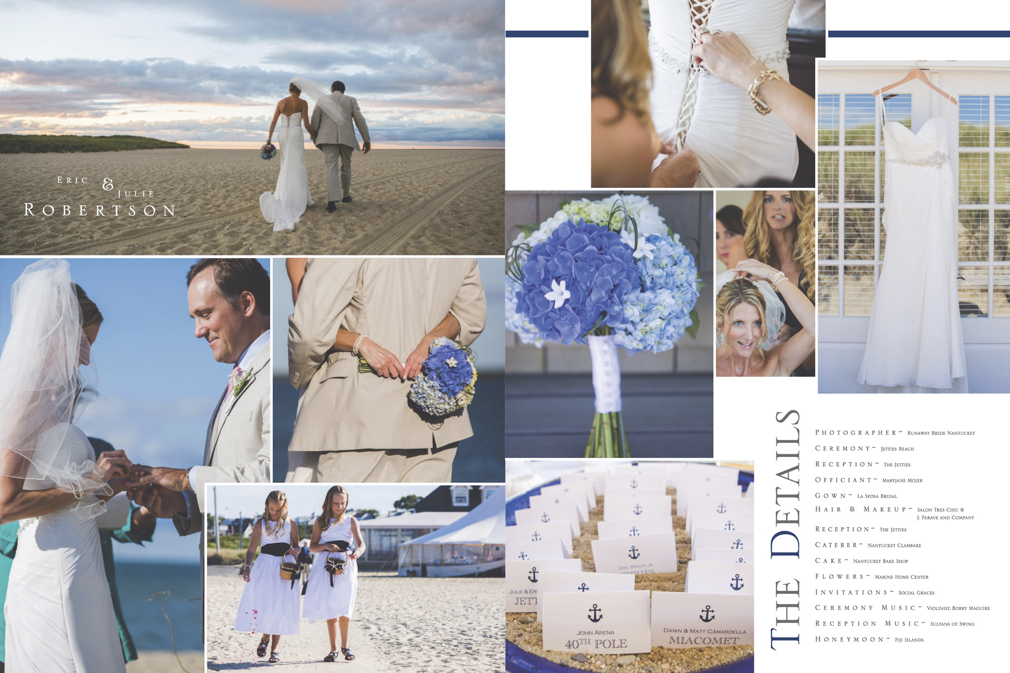 julie erics nantucket wedding at the jetties